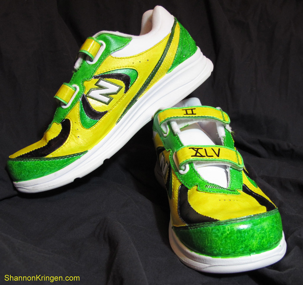 Picture Custom Shoes