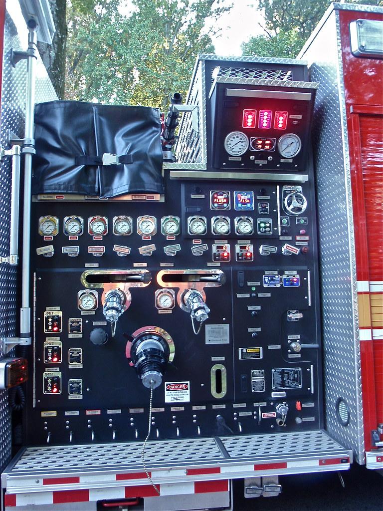 Pierce Fire Pump Diagram Of Engine