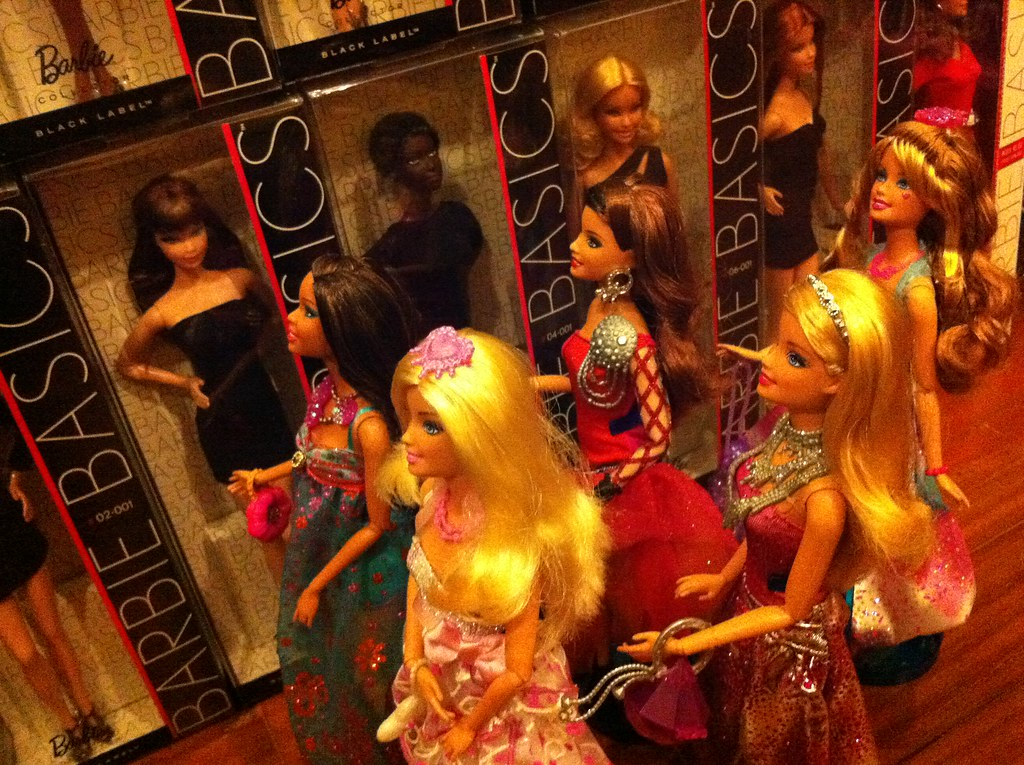 An Evil Plan Barbie Fashionistas Way My Fashionistas