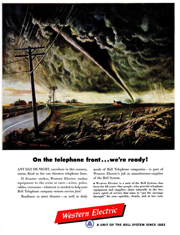 Western Electric - 1950