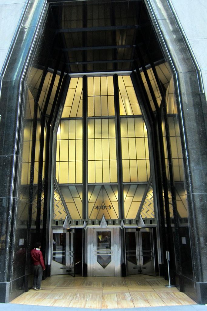 Nyc Midtown Chrysler Building The Chrysler Building