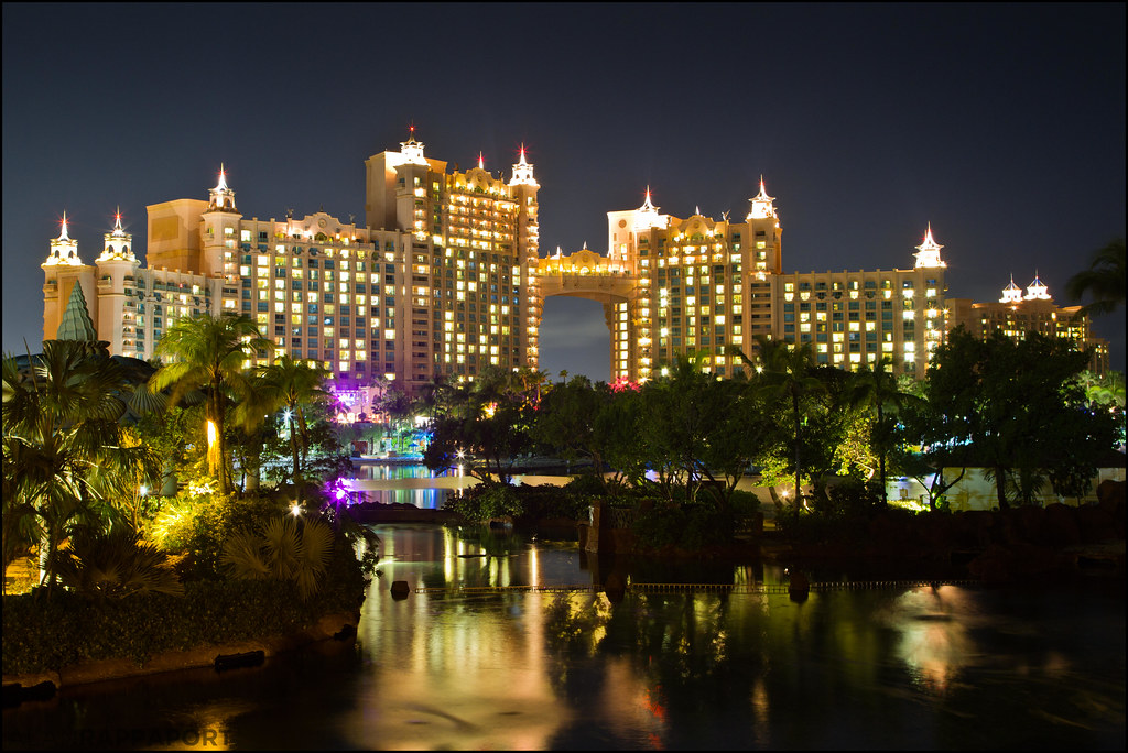 Its No Cinderellas Castle Atlantis Bahamas But