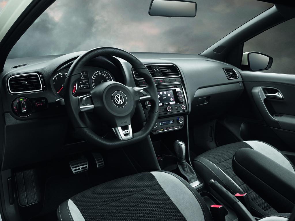 Volkswagen Polo R Line Interieur Interieur Van De