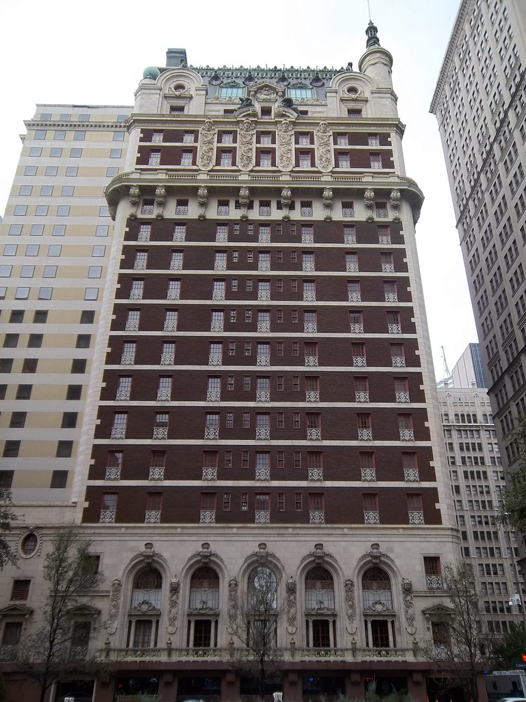 Adolphus Hotel Dallas Texas The Adolphus Was Opened On
