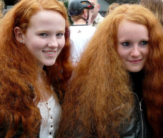 Redhead Day By E C2 B3