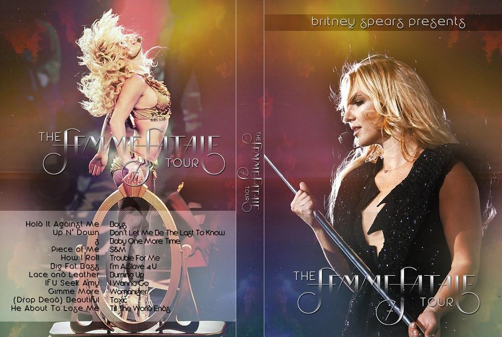 The Femme Fatale Tour DVD FANMADE Aurlien Flickr