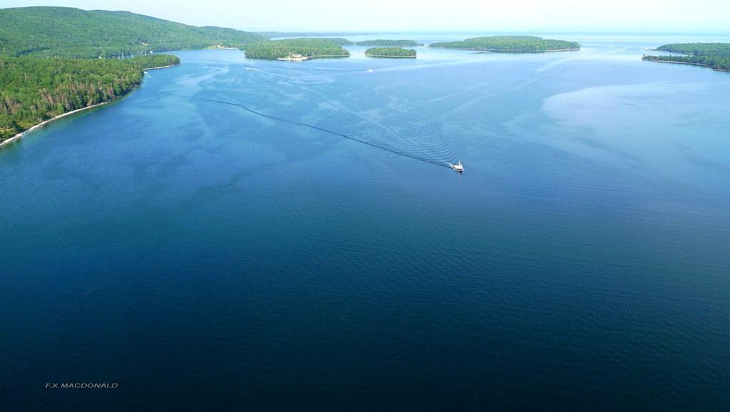 Nova Scotia Map Lakes