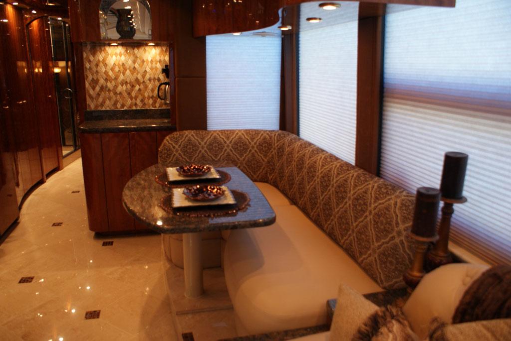 Millennium Luxury Coaches Custom RV Interiors New Amp Pre
