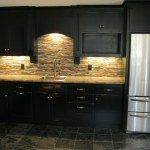 Black Kitchen Cabinets Kitchen Remodel Jj Remodelers