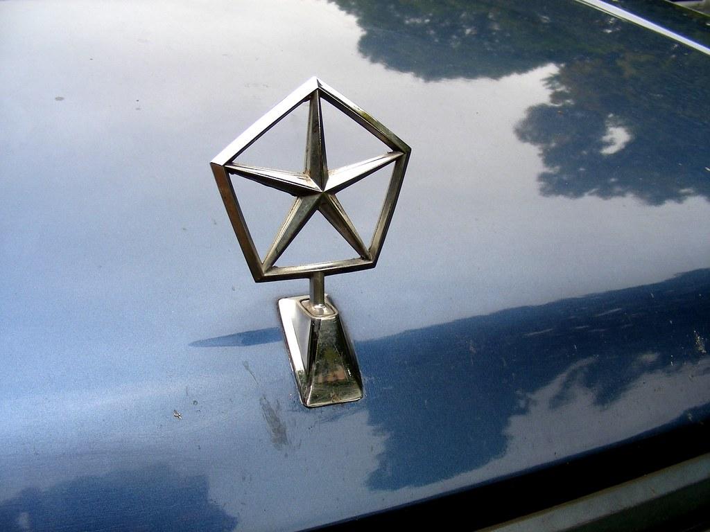 Badge 2006 300c Chrysler Srt8