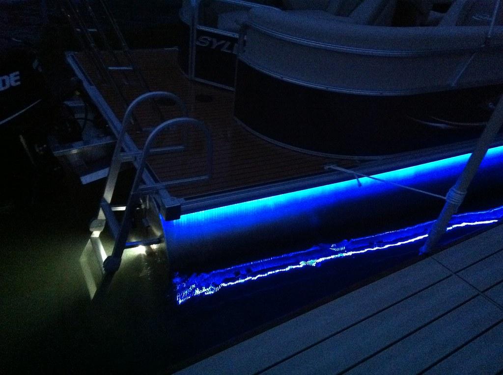 Underwater Led Lights Pontoon Boats