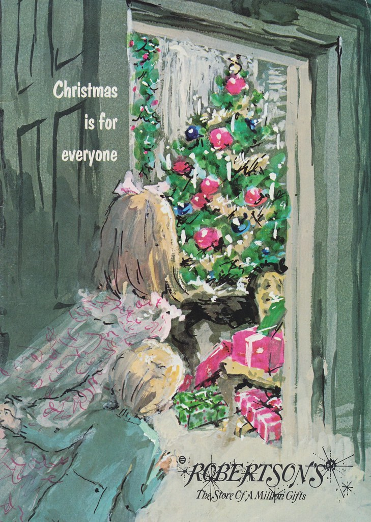 1969 Robertsons Department Store Christmas Catalog Flickr
