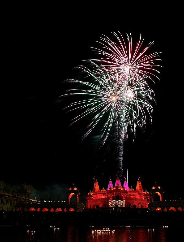 Diwali  In Gujarat
