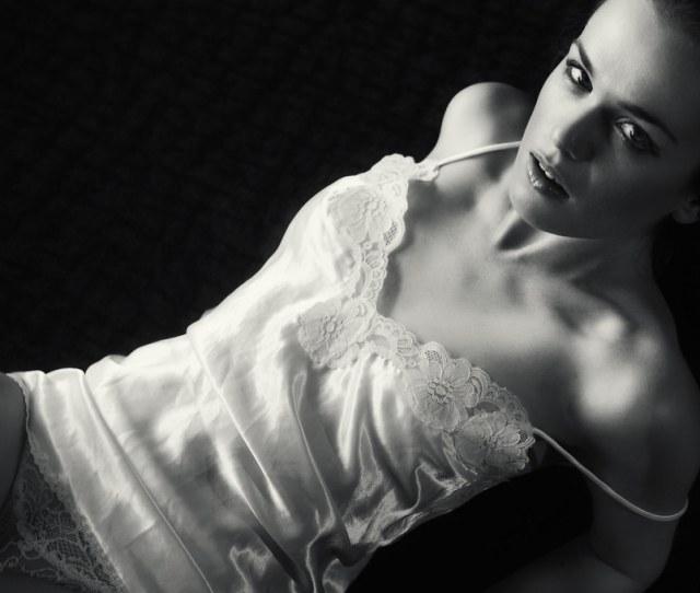She Wore A White Slip By Tj Scott