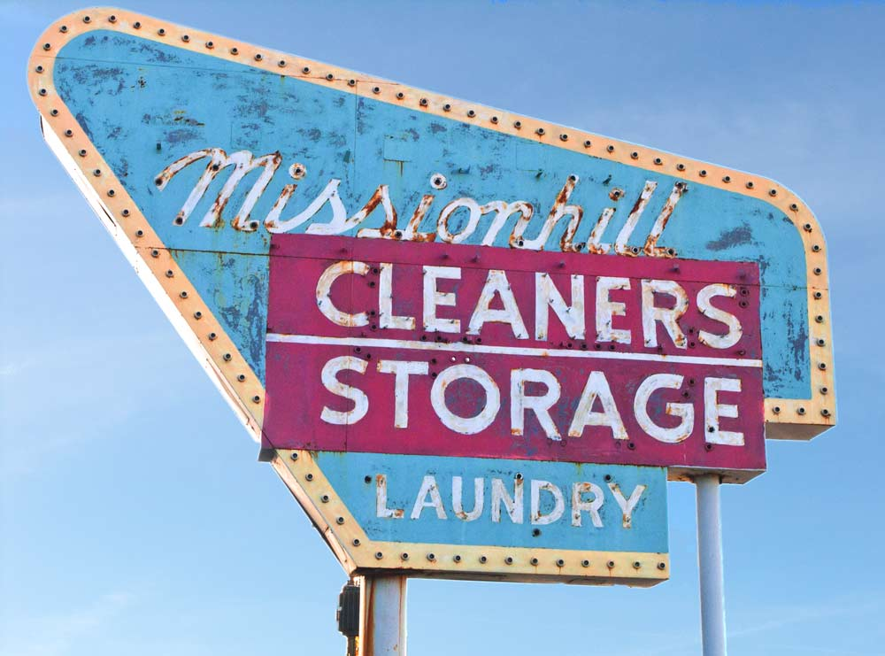 Missionhill Cleaners - Overland Park, Kansas U.S.A. - November 10, 2011