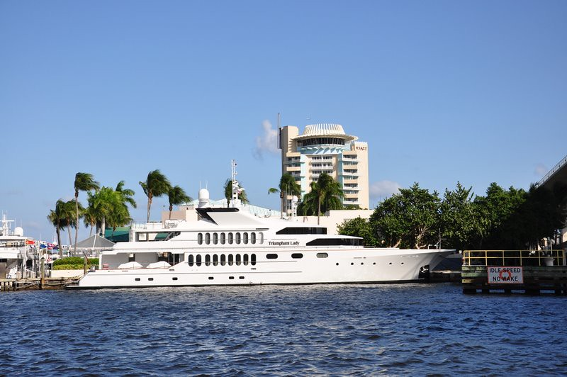 Triumphant Lady Judge Judys Yacht AnubisAbyss Flickr