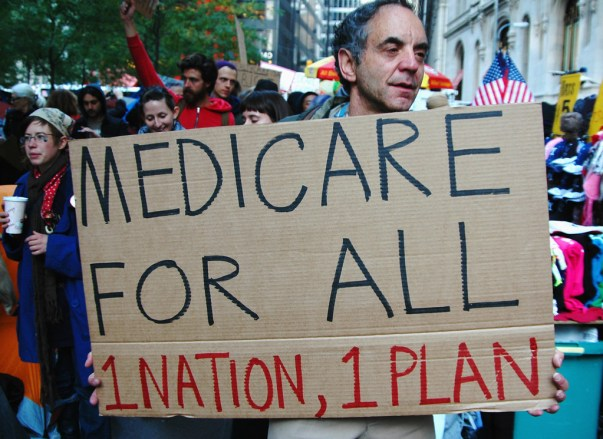 Image result for healthcare protests