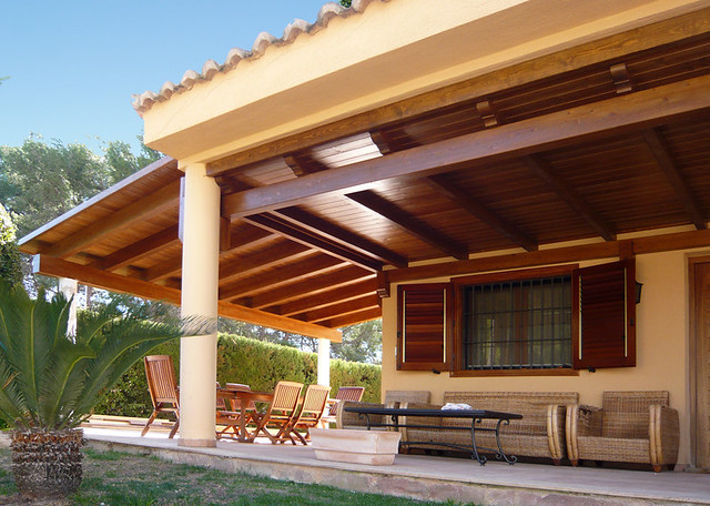 modele de pergola abri jardin bois france. Black Bedroom Furniture Sets. Home Design Ideas