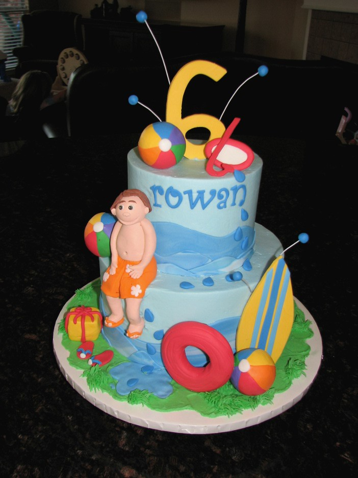 10 Year Old Boy Birthday Cakes For Party