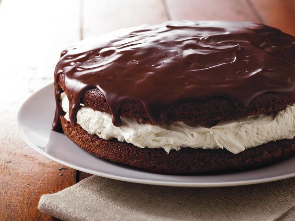 Giant Ganache Topped Whoopie Pie Recipe Ingredients