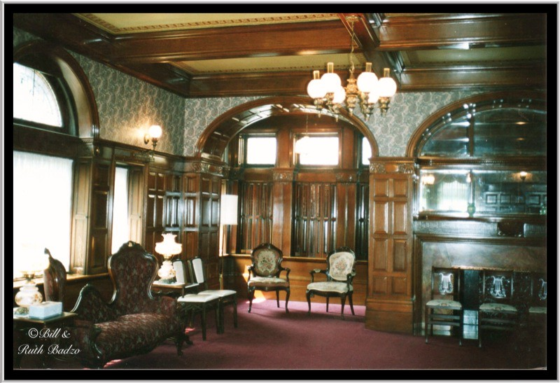 Governor Asa S Bushnell Mansion Springfield Oh Listed