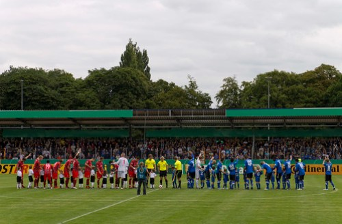 SV Eintracht Trier 05 : FC St. Pauli