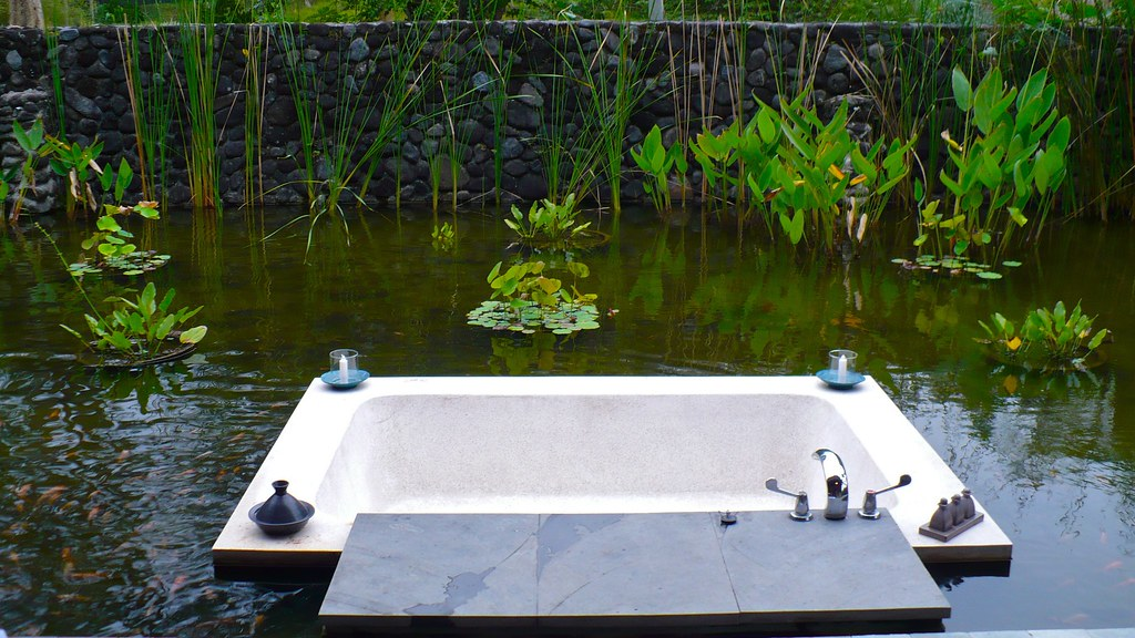 Alila Outdoor Bathtub Most Amazing Hotel Ever But More