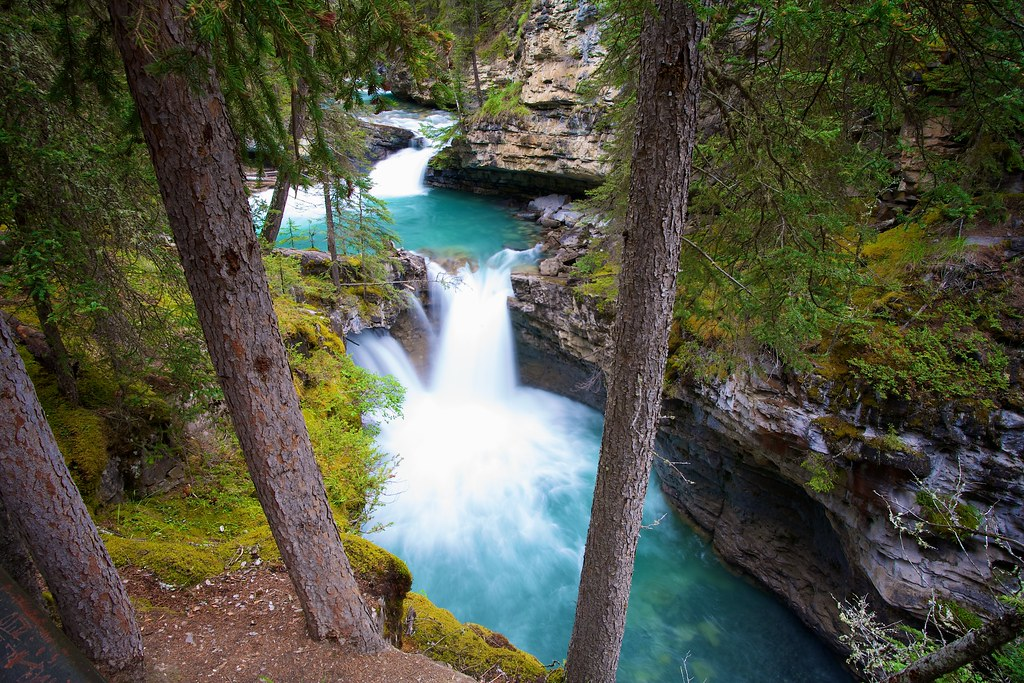 Johnston Canyon Banff NP Alberta Canada This Is A Great
