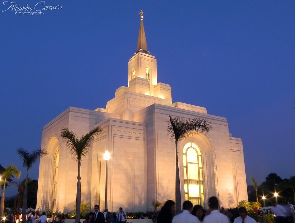 Templo Mormon Templo Mormon San Salvador El Salvador