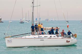 Chicago To Mackinac 2011 Vayu Sail Number 51377 Ron
