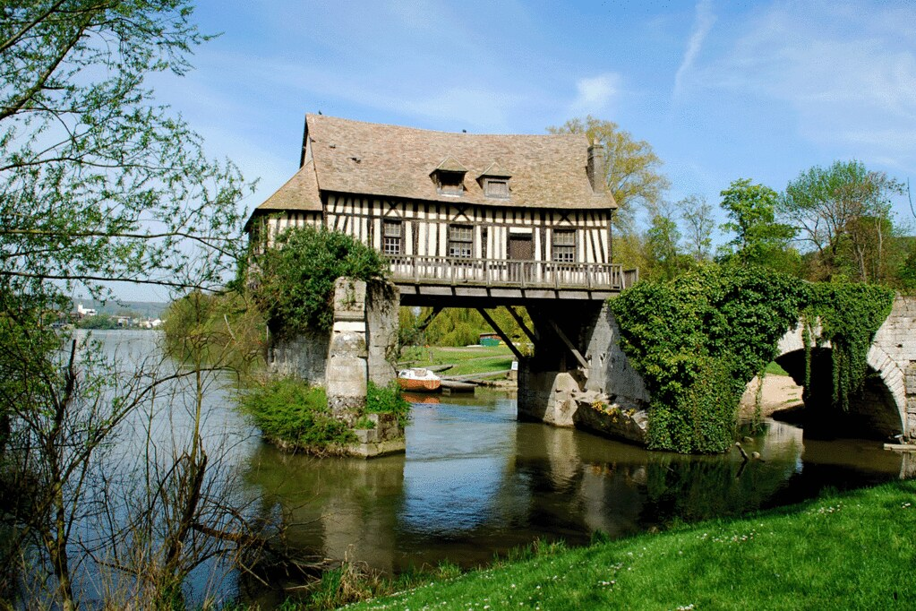 Vernon Haute Normandie FRANCE Welcome For One Day Or