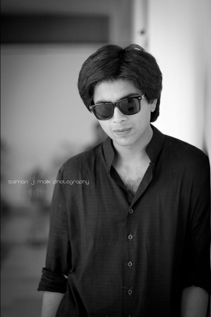 SRK Look Alike He Is Umair Malik My Class Fellow Who