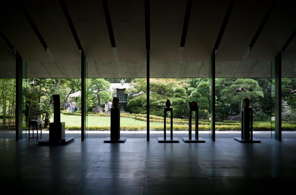 Nezu Museum 2009 Kengo Kuma Kenta