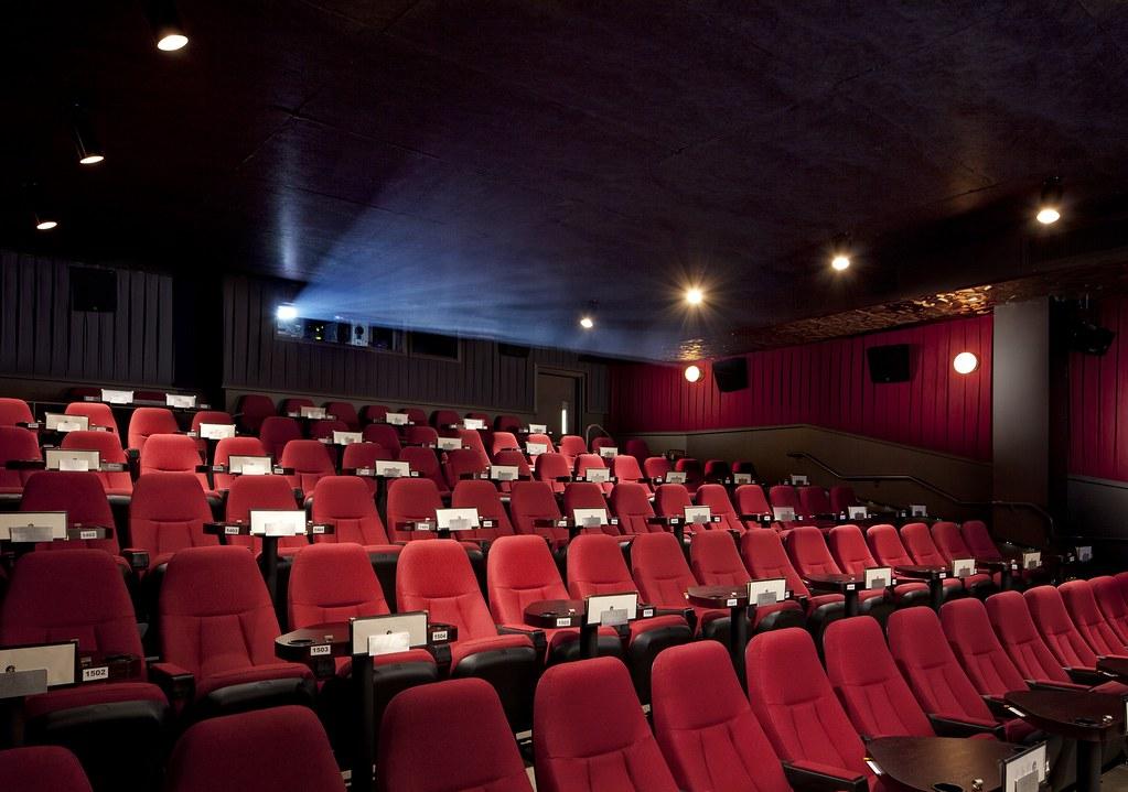 Theater 1 At Nitehawk Cinema Nighthawk Cinema Theater