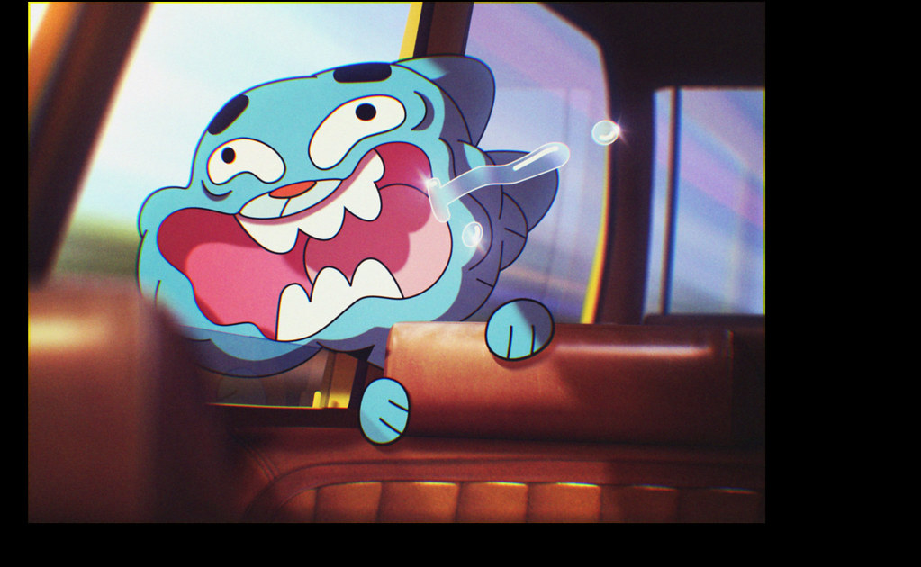 Gumball Watterson Funny Faces