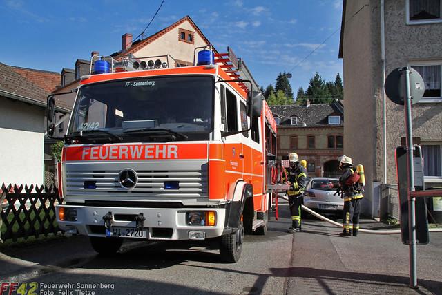Übung FF-Sonnenberg & Rambach 24.09.11