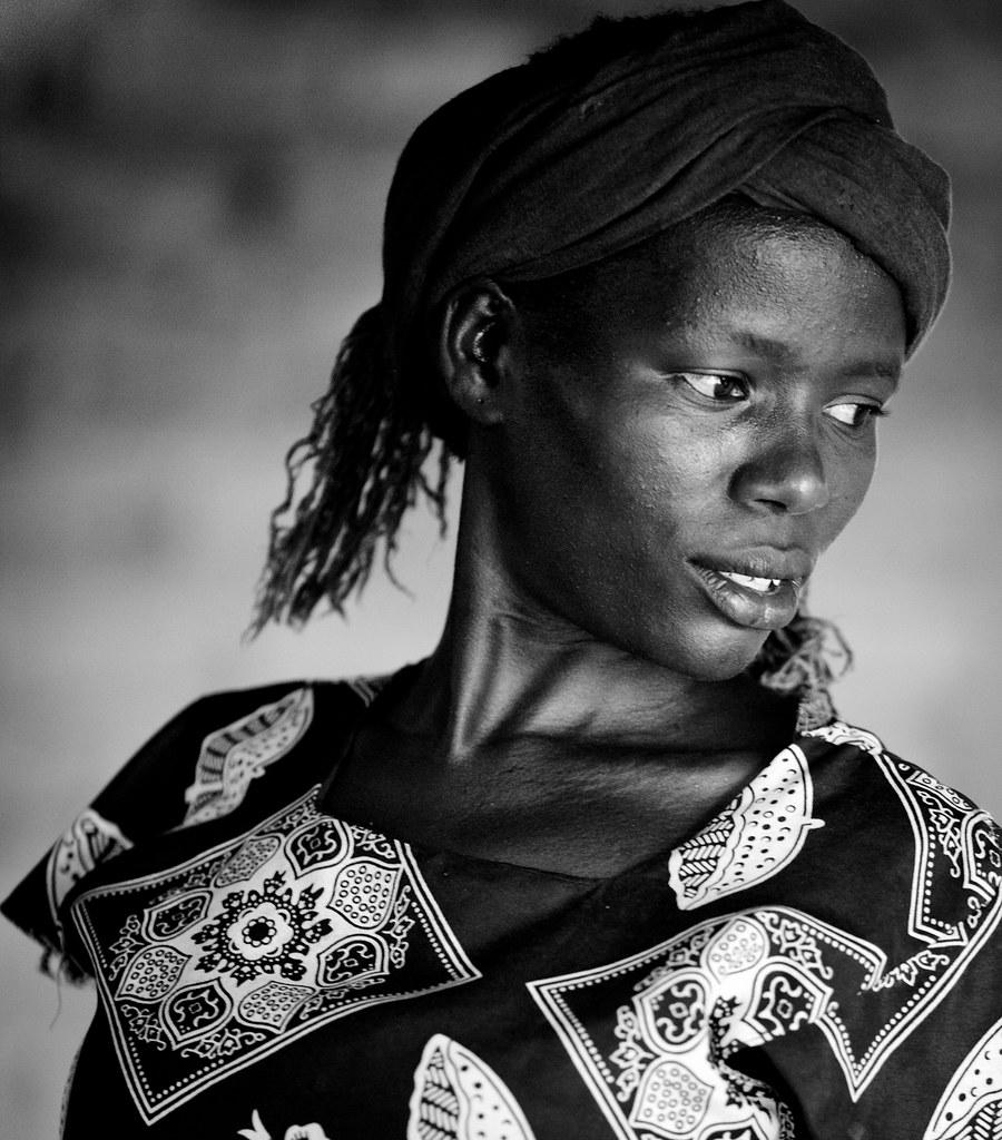 Kenyan Woman Greg Westfall Flickr