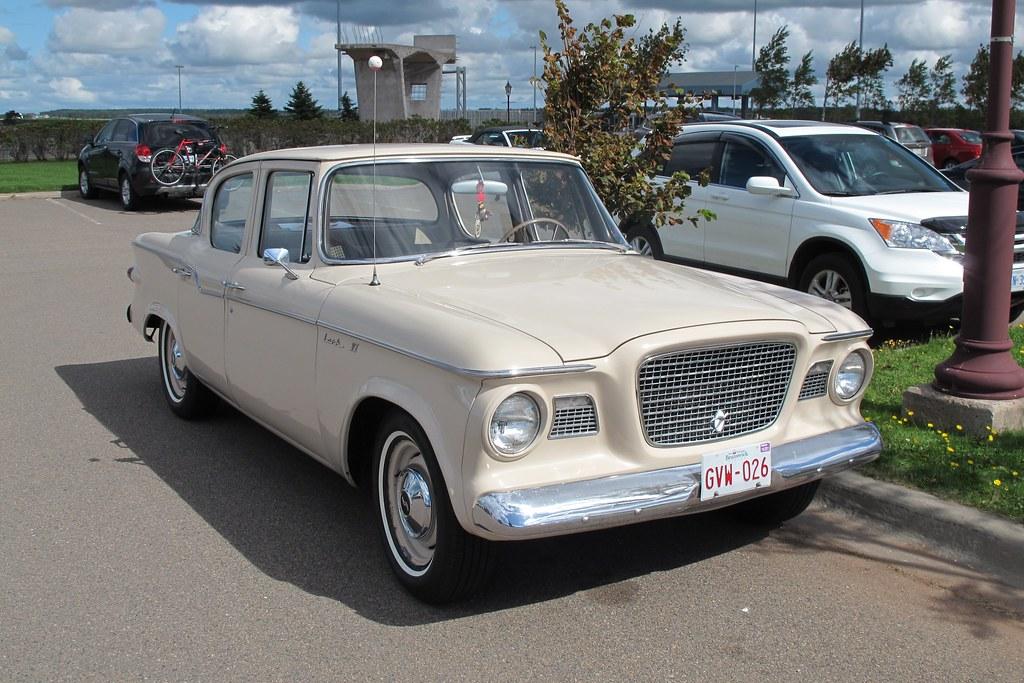 Lark Iv 1960 Studebaker