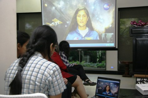 rural indian women and video conferencing
