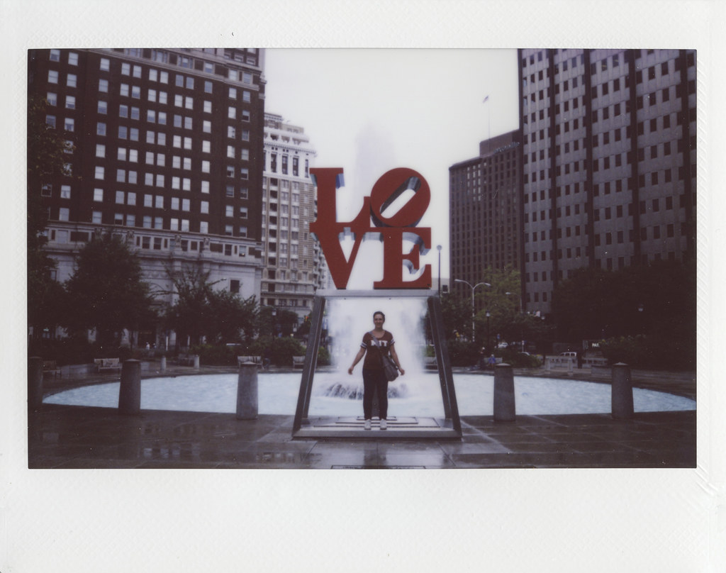 City Brotherly Love Statue