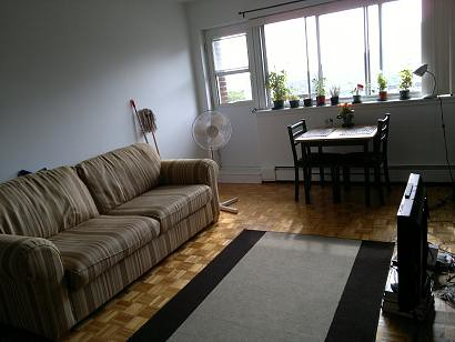 Montreal Downtown Ghetto Apartment For Rent RENTED