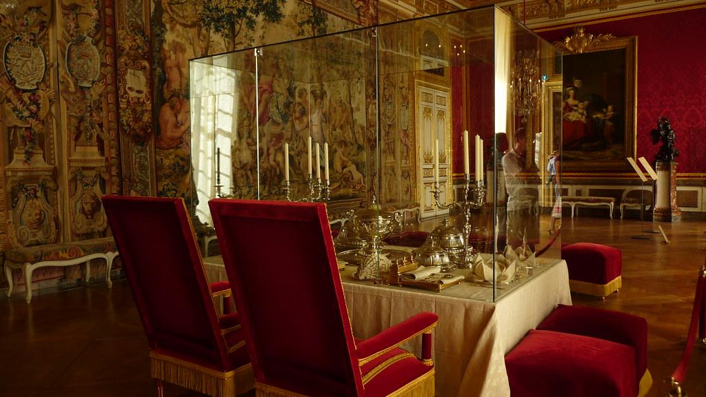 Chteau De Versailles Dining Room Shantanu Shah Flickr