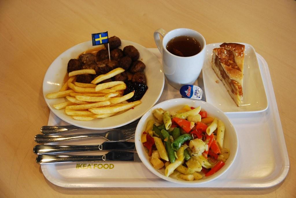 Light Lunch At IKEA Springvale Swedish Meatballs AUD695