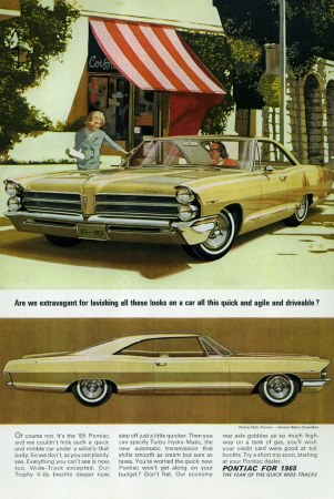 1965 pontiac cars » 1965 Pontiac Catalina ad   US magazine ad for the 1965 Ponti      Flickr     1965 Pontiac Catalina ad   by sv1ambo
