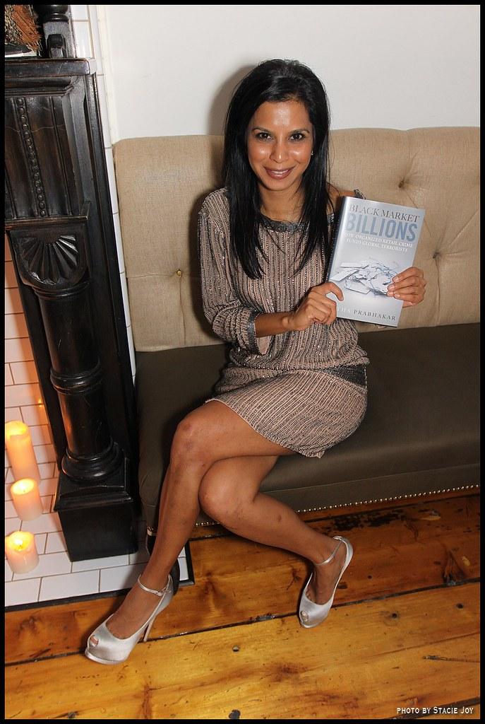 Black Market Billions Author Hitha Prabhakar And Her