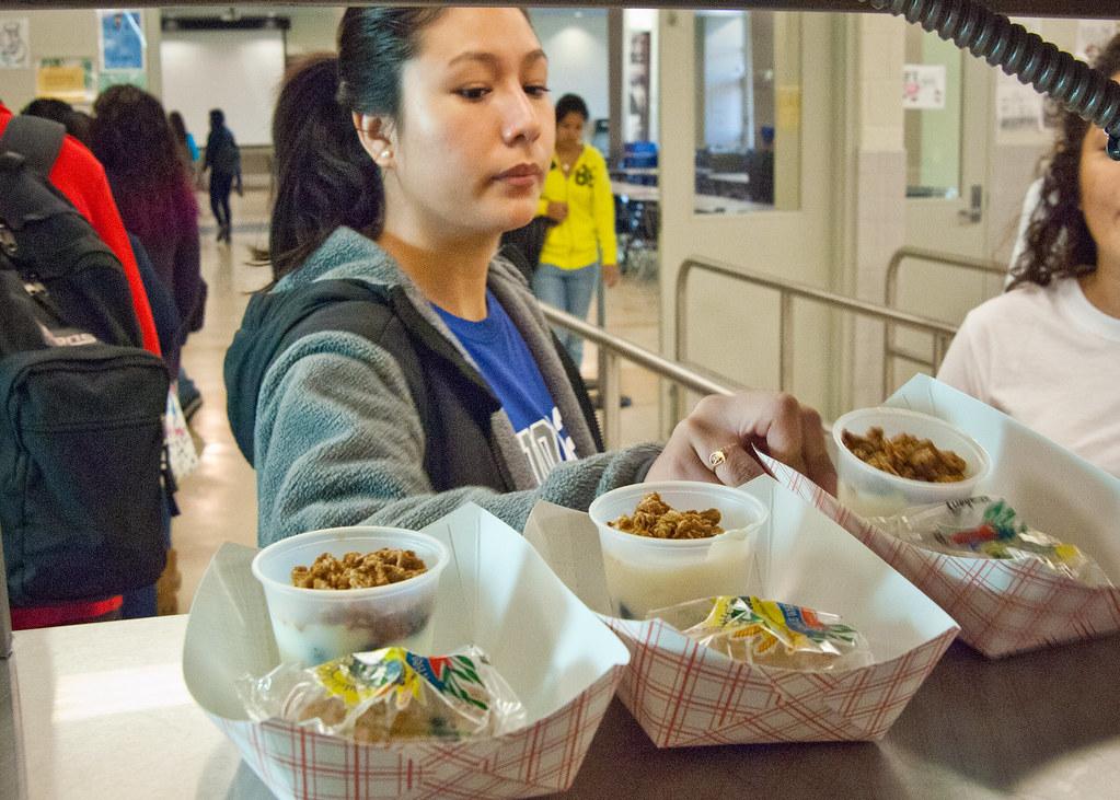 School Lunch High School