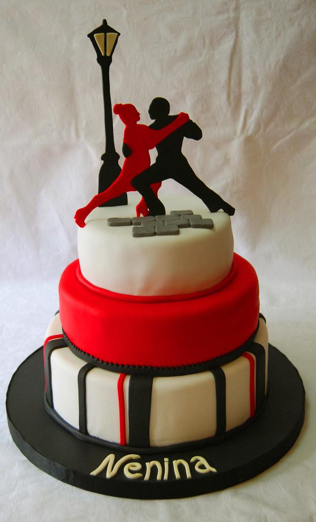 Happy Birthday Cake Chocolate