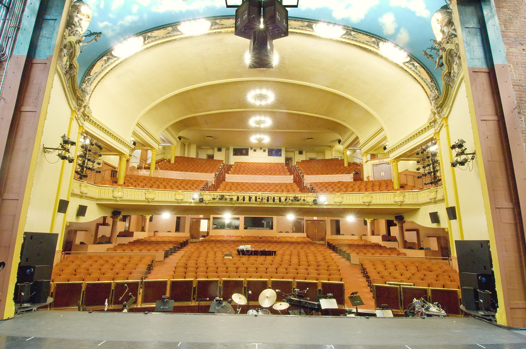 Seating Benedum Center Views
