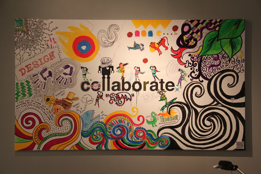 Collaborate 11 52 The Once Empty Collaborate Canvas At