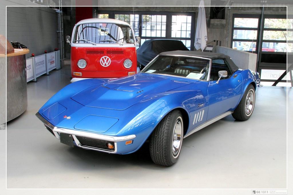1967 1975 Chevrolet Corvette C3 Convertible The